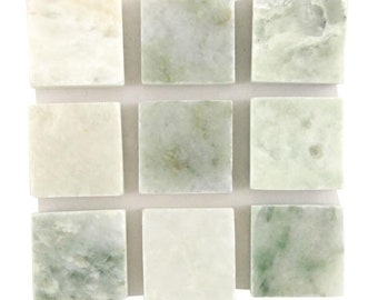 Ming Green Marble Mosaic Tiles - Genuine Marble Antiquity Mosaics