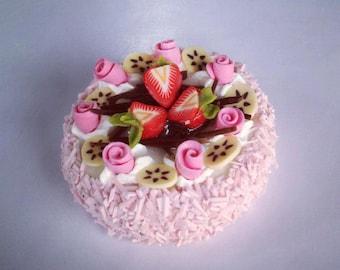 Miniature Cake 1:12 - Series 1 - 021