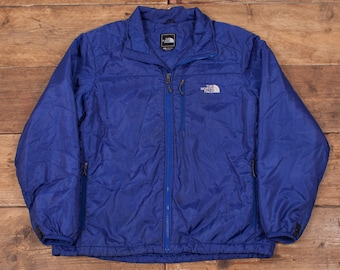 "Mens North Face Blue Mountain Down Jacket Size XL 50"" R4415"