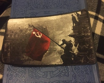 Raising The Red Flag Patch