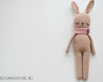 Patrón Conejo Amigurumi,Patrón Conejo Crochet, Rabbit Amigurumi Pattern, Amigurumi Rabbit, Amigurumi Pattern, Crochet Rabbit, Bunny pattern