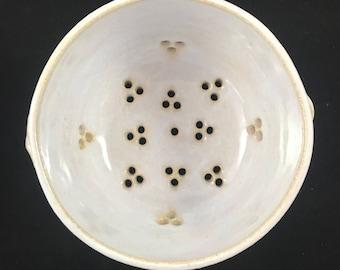 White Berry Bowl