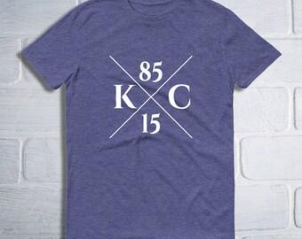 Kansas City Royals 85X15 Tee