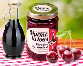 Cherry balsamic jam jam
