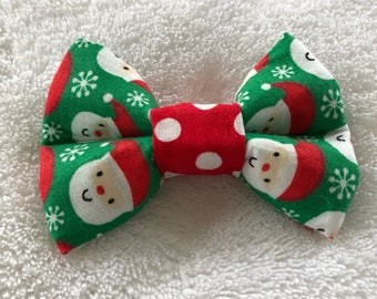 Santa It's Me Bow Tie- Cats and Dogs