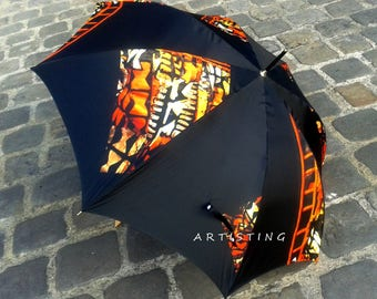 FAYA umbrella art - original creation
