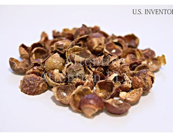 10 LBS SOAP NUTS ( Soap Nut, Soapnut ) + 6 Cotton Washbags - Wholesale Pricing