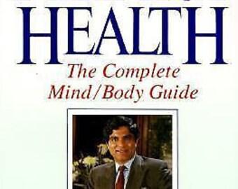 Deepak Chopra Perfect Health, New Vintage Copy