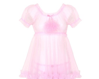 Angel Baby Set (Black, White or Pink)
