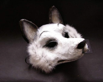 Masquerade mask Fox mask Animal mask Carnival mask Face mask Scary mask Adult mask