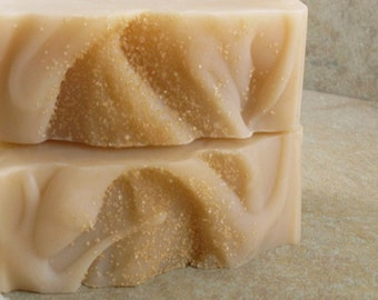 Blackstrap - Handmade Soap - Brown Sugar, Coconut, Vanilla, Fig