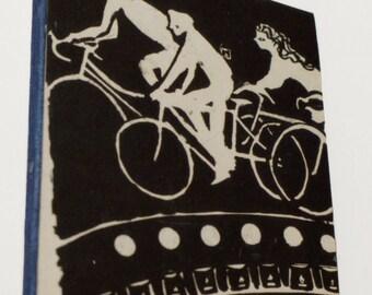 Bicycle notebook/sketchbook