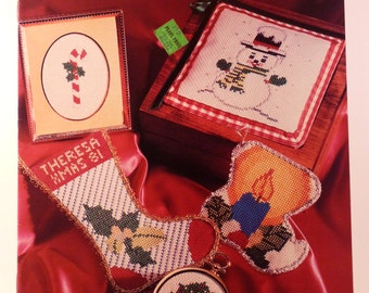 Cross Stitch Christmas - 29 Exciting Patterns - designed by Jo KeyFauver
