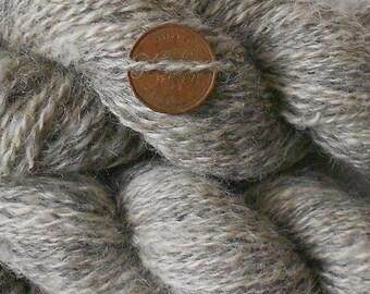 Handspun Gotland yarn - fine