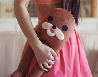 Gondola Meme Soft Toy Big Handmade Plush Toy Stuffed Toy Plushie