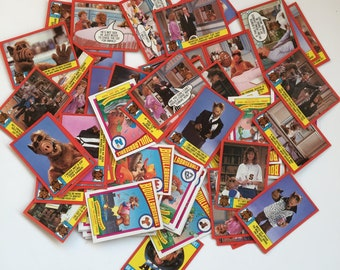 My Secret Stash of ALF Trading Cards