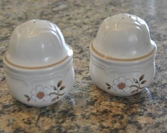 Covington Idlewild Stoneware Salt and Pepper Shakers