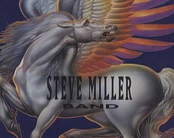 Steve Miller Band Rock It 1994 US Promo Only CD Single w/ Art Insert