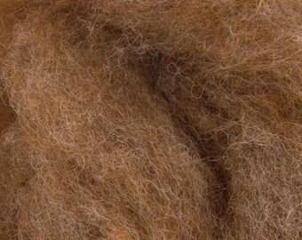 The Mouse - Corriedale Wool - Woodland Series -  Needle Felting - Spinning - Wet Felting - Nuno Felting - Wet Felting