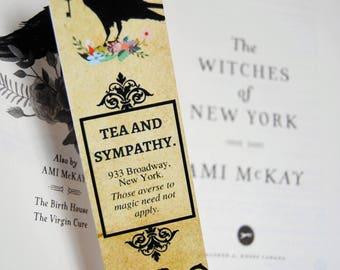 Witches & Tea Bookmark