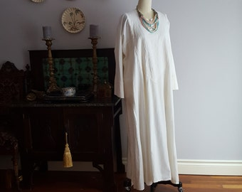 1970's, hand embroidered caftan, by Carnaby Street
