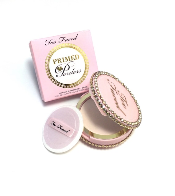 Primed & Poreless Pressed Powder by Too Faced #11