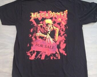 MEGADEATH T-shirt