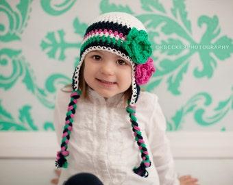 girls winter hat, girls hat, little girls hat, kids hat,baby girl hat, girls winter hat, baby girl winter hat,  baby hat, girls winter hat