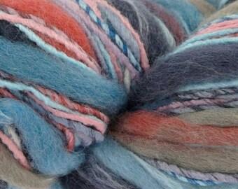 King Cole Bamboozle Yarn, Stonewash, 100gms, Bulky, Chunky, Art Yarn