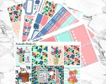Sweet Summertime - Weekly Planner Sticker Kit