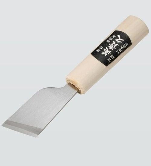 Utility Skiver Beveller Leather Knife Angled Leathermob
