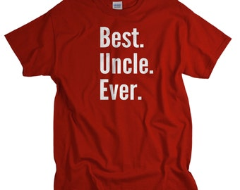 Best Uncle Ever t-shirt funny uncle shirt new uncle tee shirt uncle to be gift for new uncle men gift for uncle boys kids shirt new baby