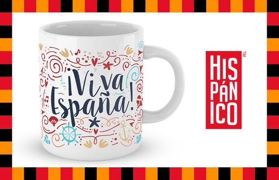 "Spanish Mug ""Viva España"" - Spain"
