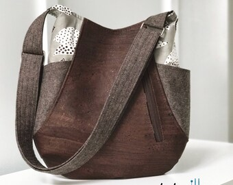Add an adjustable strap to your custom bag