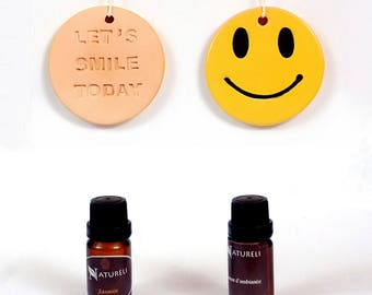 Christmas perfumed smileys