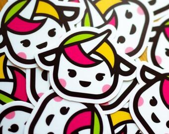 Unicorn Sticker, Unicorn Decals, Cool Unicorn Stickers, Horse decals, Love Stickers, Love Decals, Cute Sticker Laptop