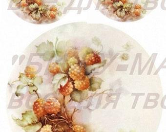 Rice paper decoupage #160656 vintage Decopatch Decoupage supplies