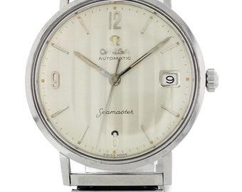 Omega Seamaster De Luxe Vintage Watch
