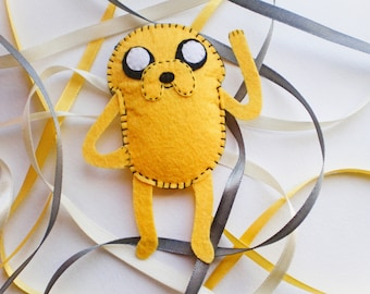 Jake from Adventure Time for real funs Adventure Time with Finn & Jake Jake the dog Jake dog Finn and Jake Adventure Time Jake Toy