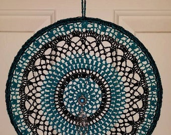 Crochet Dream Catcher Pattern