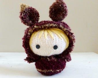 Cute Stuffed Animals, Baby Doll, Bunny Stuffed Animal, Ready to ship
