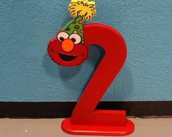 24 inch Red Elmo