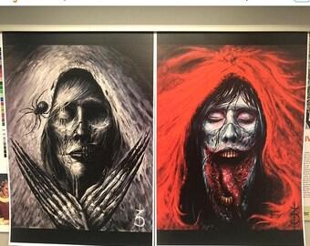 Clearance The Widows ( prints )