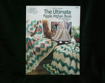 The Ultimate Ripple Afghan Book