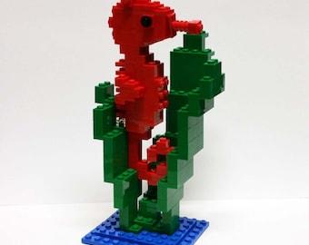 Custom Seahorse Building Kit