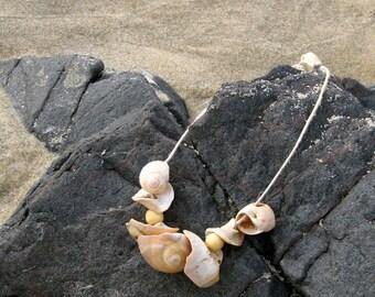 Snailshell Choker Necklace