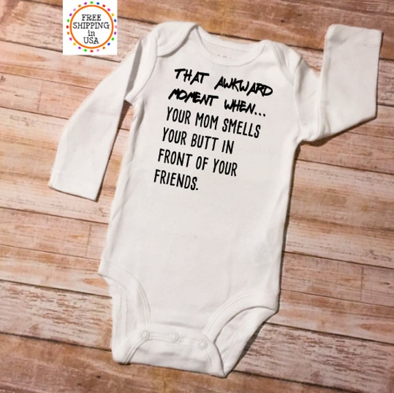 Funny Baby Onesie Baby Shower Gift Funny Baby Onesies Funny