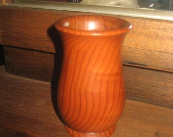 Little California Redwood Vase