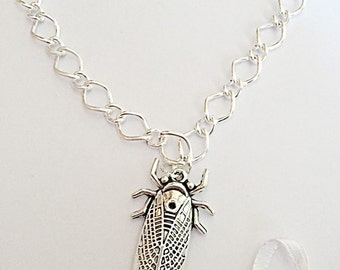 Scarab Beetle Necklace, Egyptian Necklace, Good Luck Pendant Necklace, Scarab Jewelry For Her, Egyptian Jewelry, Gift For Her, Egypt Jewelry