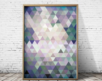 Printable Art Abstract Digital Art Prints Abstract Art Abstract Prints Abstract Decor  Geometric prints Geometric poster